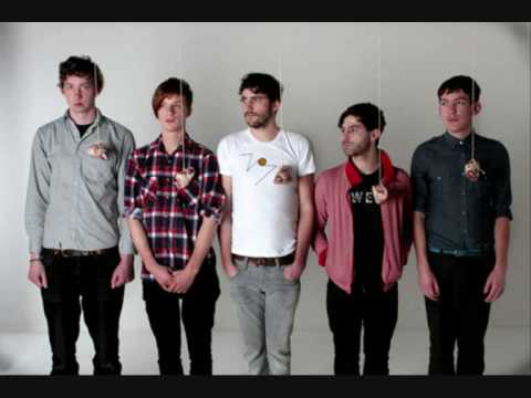 Foals Olympic Airways Demo