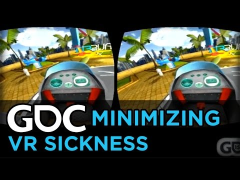 Designing to Minimize Simulation Sickness in VR Games