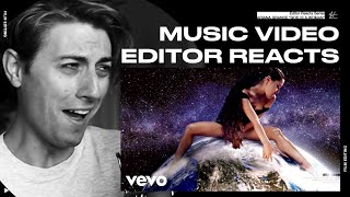 Christian Video Editor Reącts to Ariana Grande - God is a woman
