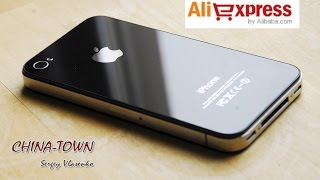 IPHONE 4S, Посылка из Китая №128(Всем привет! Получил можно сказать очередной Айфон)) Телефон пришел в идеале при транспортировки не пострад..., 2015-09-29T10:02:32.000Z)