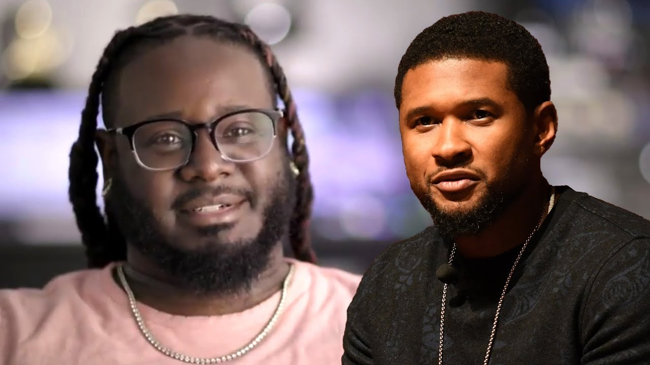 Download T-Pain Says He Battled Depression After Usher Allegedly Confronted Him About Auto-Tune