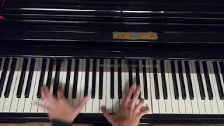 HURTS - SOMETHING I NEED TO KNOW piano cover