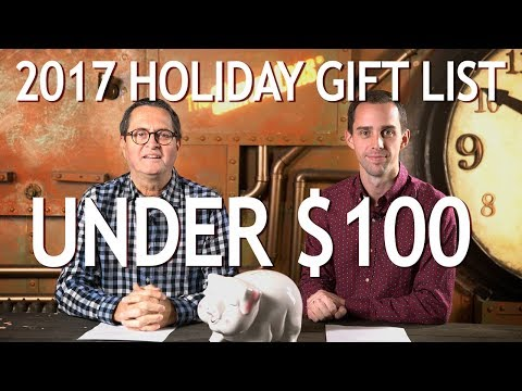 Top 10 Holiday Gifts for Under $100 | Photographer Wish List