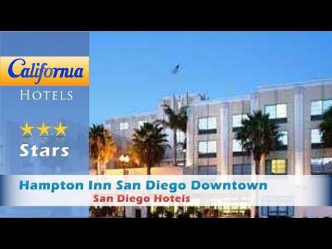 Hampton Inn San Diego Downtown, San Diego Hotels - California