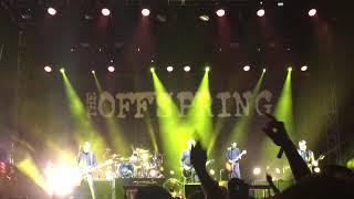 "The Offspring ""The Kids Aren't Alright"" live 'Surf City Blitz'. Huntington Beach, C.A. 10/27/18"