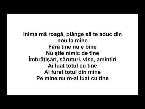 Catalina Gheorghiu - Despacito in romana (Versuri/Lyrics)