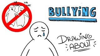 NO AL BULLYING | Draw My Life con GlóbuloAzul #noalbullying