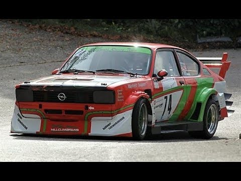 10.000Rpm Opel Kadett C || 290Hp/840Kg Monster - Cividale 2017