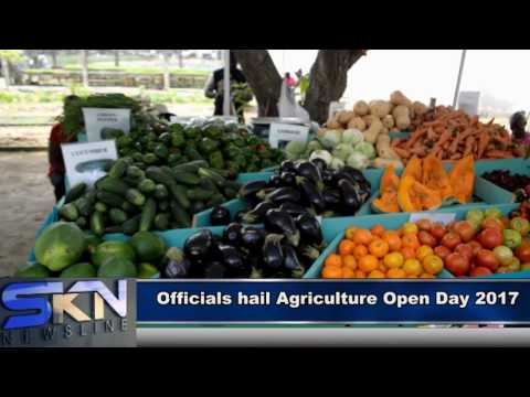 ST. KITTS AND NEVIS AGRICULTURE OPEN DAY 2017