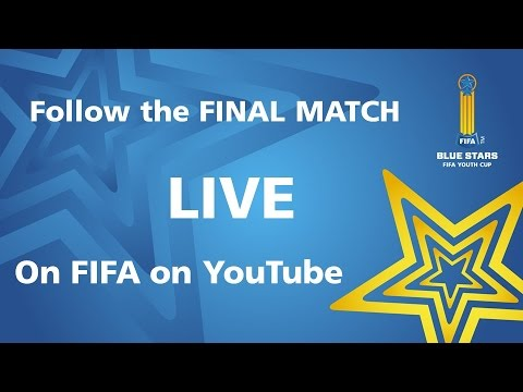 REPLAY: Blue Stars 2015/FIFA Youth Cup FINAL - FC Zurich v FC Luzern