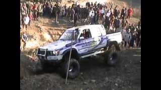 Джип Триал 2004 Хабаровск часть 2 ジープトライアル
