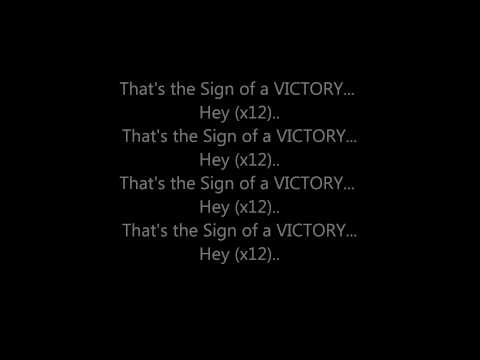 R.KELLY - SIGN OF VICTORY **(LYRICS ON SCREEN)**