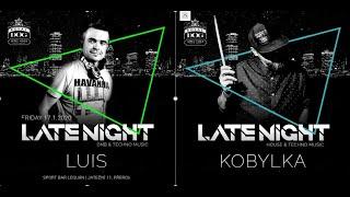 Luis Lamborghini & Kobylka Drums @ Leguan bar / Prerov / Czech Republic