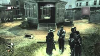 Assassin's Creed 3 Multiplayer - Deathmatch (Mass Morph)