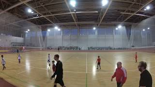 "ФК ""Мурманск"" - Макси Спорт 2:1 - 29 декабря 2018 год"