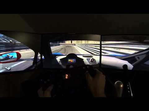 Monaco onboard McLaren GT3 - Project Cars