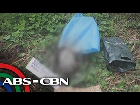 UKG: Bangkay na pugot ang ulo, natagpuan sa Baguio City