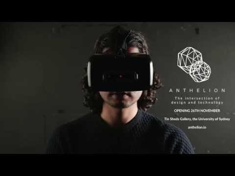 ANTHELION: Design Computing and Interaction Design and Electronic Arts Graduate Exhibition