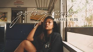 Europe to Singapore by LAND | GOING SOLO TRAVEL VLOG TRAILER