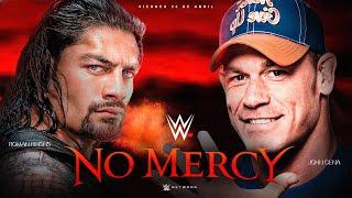 WWE NO MERCY 2017  | PPV COMPLETO | SIMULACIÓN