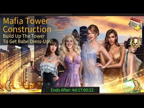 Mafia Tower Construction Event - Mafia City