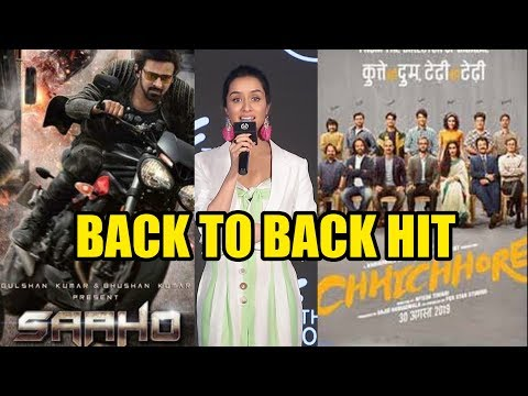 Shraddha Kapoor Reaction On Back To Back Success Of #Saaho And #Chhichhore Mp3