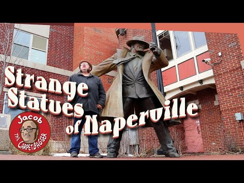 Home Of A Million Statues - Naperville, IL