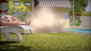 The Sims 3 Pets | Honey Badger Trailer