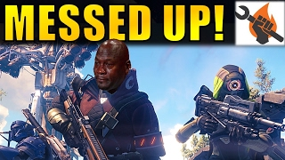 Destiny: BUNGIE MESSED UP!? | Problems with Hotfix 2.5.0.2