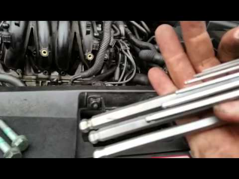 What Is A Spark Plug >> Audi A3 1.6 2001 spark plug change part 1 - YouTube