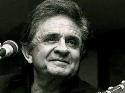 "Johnny Cash   ""why me lord"""