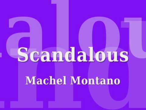 Scandalous - Machel Montano