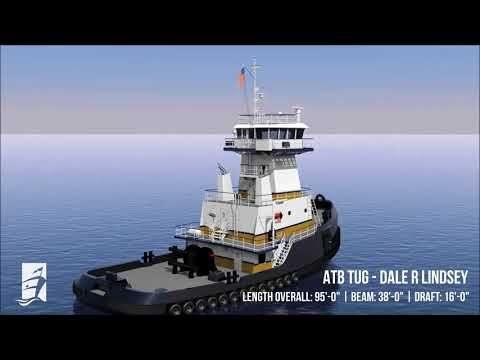 ATB Tug - DALE R LINDSEY