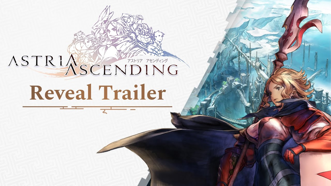 Astria Ascending - Announcement Trailer - YouTube