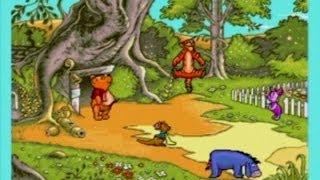 Sega Pico: A Year at Pooh Corner [Sega]
