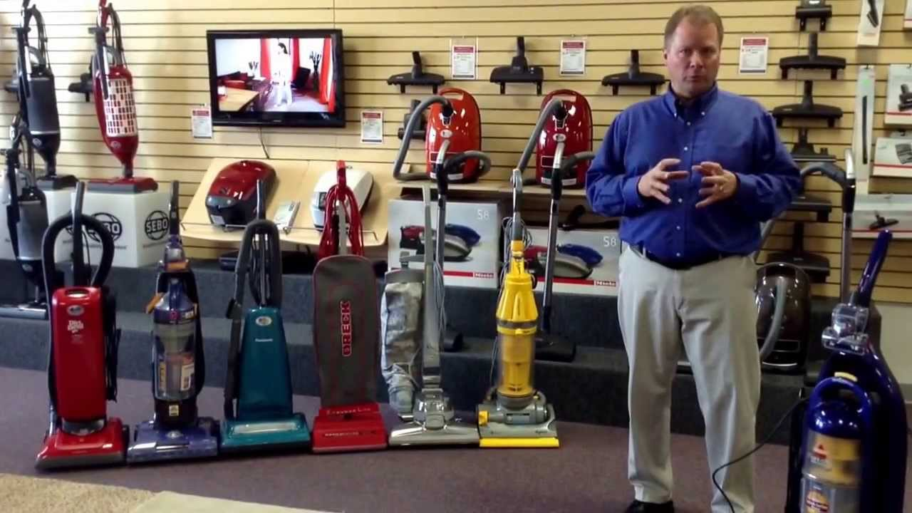 Vacuum Cleaner Repair Grand Haven MI, Muskegon MI, West Michigan, Whitehall  MI