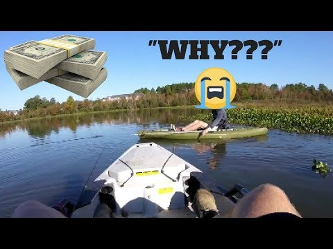 He LOST $1,000 While FISHING?! (ft. Fishingwithnorm)