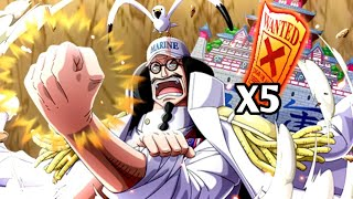 One Piece Treasure Cruise - เปิดตั๋วเทเชแมพ เดือนนี้ขอ เซนโงคุ สัก 5ตัว