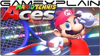 Mario Tennis Aces Release Date Potentially Revealed by Amazon Spain