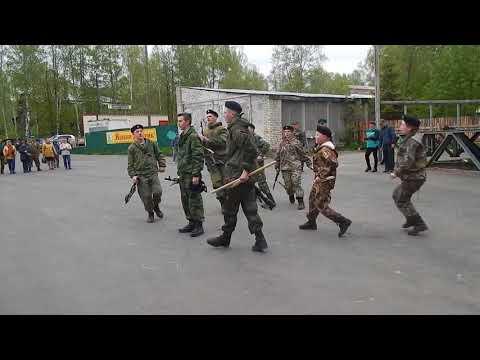 В Омутнинском районе отметили 100-летие пограничной службы