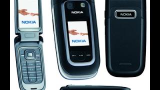 Вскрытие/Disassembly Nokia 6267