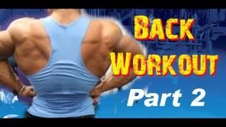 Video BACK Workout Routine at the GYM download MP3, 3GP, MP4, WEBM, AVI, FLV Juni 2018