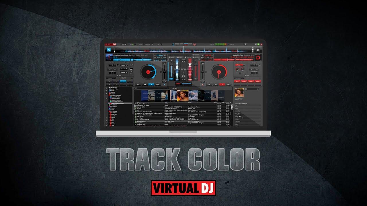 Virtual dj 8 mic fx