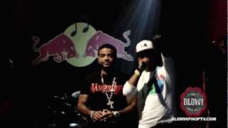 "DIPSET LIVE! - RED BULL MUSIC ACADEMY ""FIVE OUT OF FIVE"": BLOWHIPHOPTV.COM"