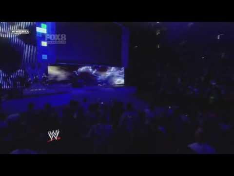 WWE Undertaker's Druids return to SmackDown (SD 4/6/2010)