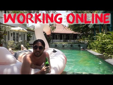 Bali Is The Ultimate Digital Nomad Lifestyle Destination | Digital Nomad Bali Vlog 1