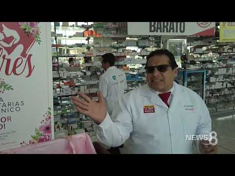 Beyond The Border: Americans Find Lower Prices On Prescription Drugs In Tijuana