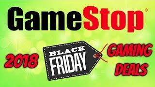 GameStop Black Friday 2018 Gaming Deals