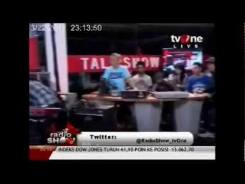 GOODBOYBADMINTON - KARTU MATI   Live @ RadioShow TVONE
