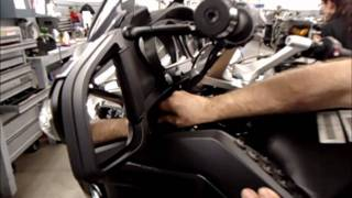 MAX BMW Garage R1200RT Body Panel Removal and Installation